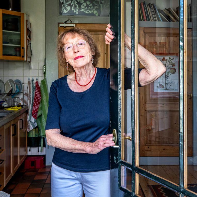 Eva van Santen uit Leiden. Beeld Raymond Rutting
