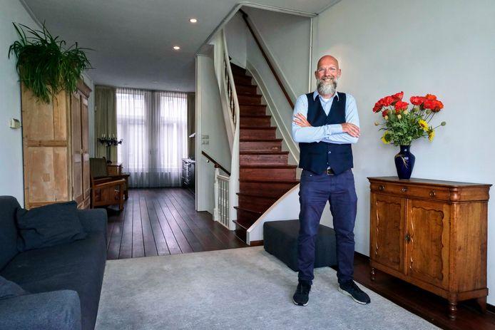 Het huis van Robert-Jan van den Broek.