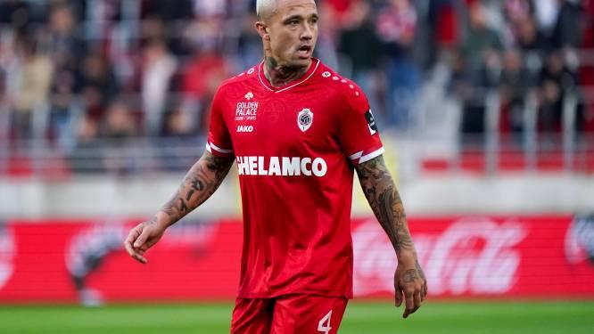 Football Talk. Antwerp zonder Nainggolan tegen Zulte Waregem