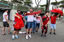 Turkije trapte vrijdag het EK af met een wedstrijd tegen Italië.