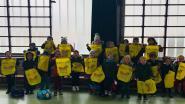 Sport na school en Multimove voor de kleuters in BSGO Dender