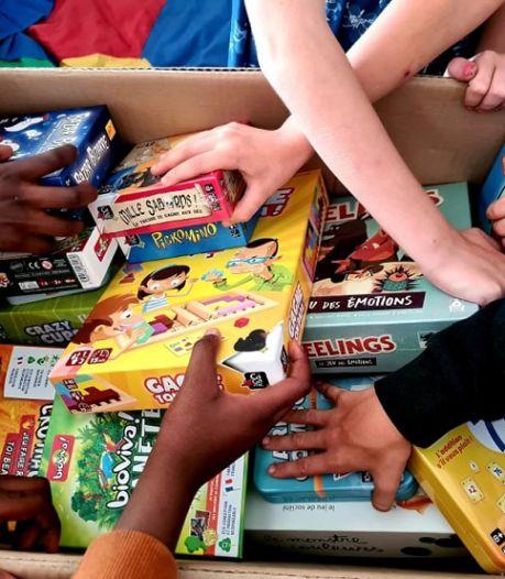 Meeple Solidaire distribue 4.000 jeux aux personnes touchées par les inondations