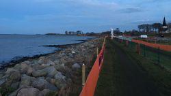 Van Aert en Van der Poel bekampen elkaar straks op dit idyllisch parcours in Denemarken