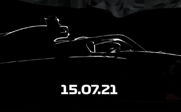 """Komende donderdag stelt de F1 """"de bolide van de toekomst"""" voor."""