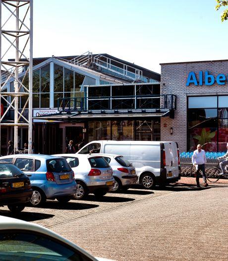 Vernieuwd winkelcentrum Overvecht: parkeergarages en meer groen