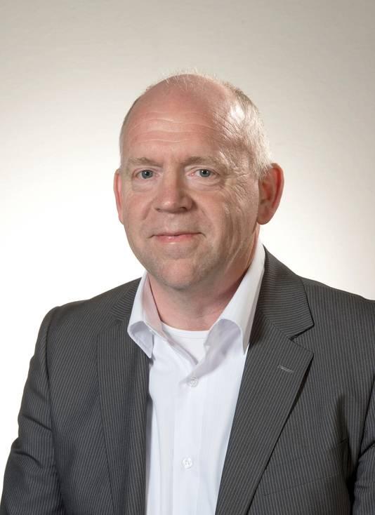 Caspar van den Brandt, fractievoorzitter Gemeentebelangen Heusden.