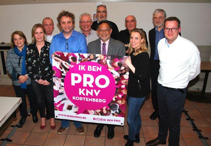 KNV gaat voortaan als KNV PRO Kortenberg door het leven.