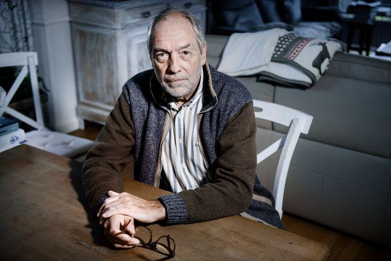 Wim Van Rooy, publicist, essayist en islamcriticus.  Beeld Eric de Mildt
