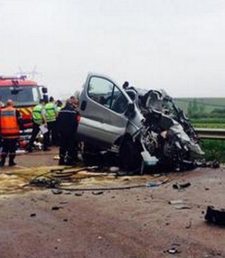 Quatre enfants tués dans un accident de la route en France