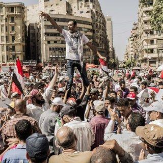 Tien jaar geleden begon in Egypte de Arabische Lente. Nu lijkt al die moeite voor niets geweest