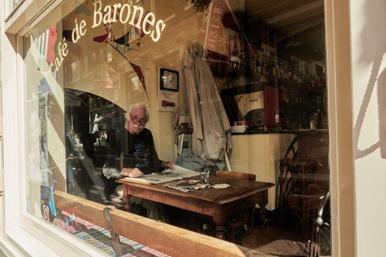 Café De Barones. Beeld Jasmine de Vries