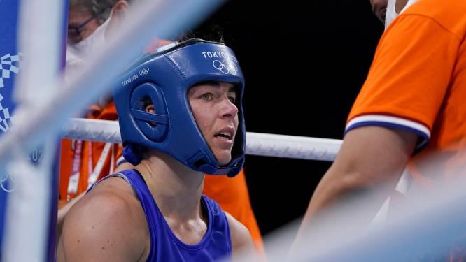 Nouchka Fontijn verzekerd van medaille: pikant duel wacht in halve finale