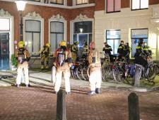 Brandweer blust woningbrand aan Paramaribostraat in Den Haag