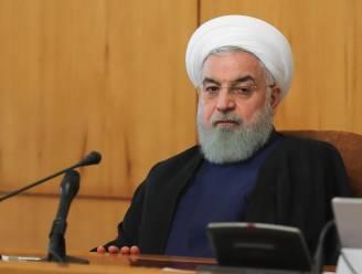 """Iraanse president waarschuwt dat zijn land """"volgende stap"""" zal zetten en uranium gaat verrijken boven maximumdrempel"""