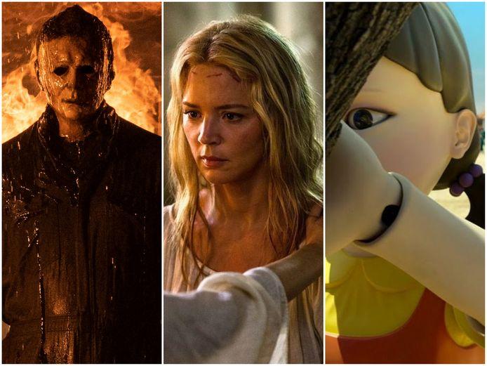 Halloween Kills, Benedetta en Squid Game passeren de revue in deze aflevering van de podcast MovieInsiders.