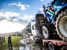 Spoedoverleg in Den Haag om chaos met tractoren tijdens boerenprotest te voorkomen