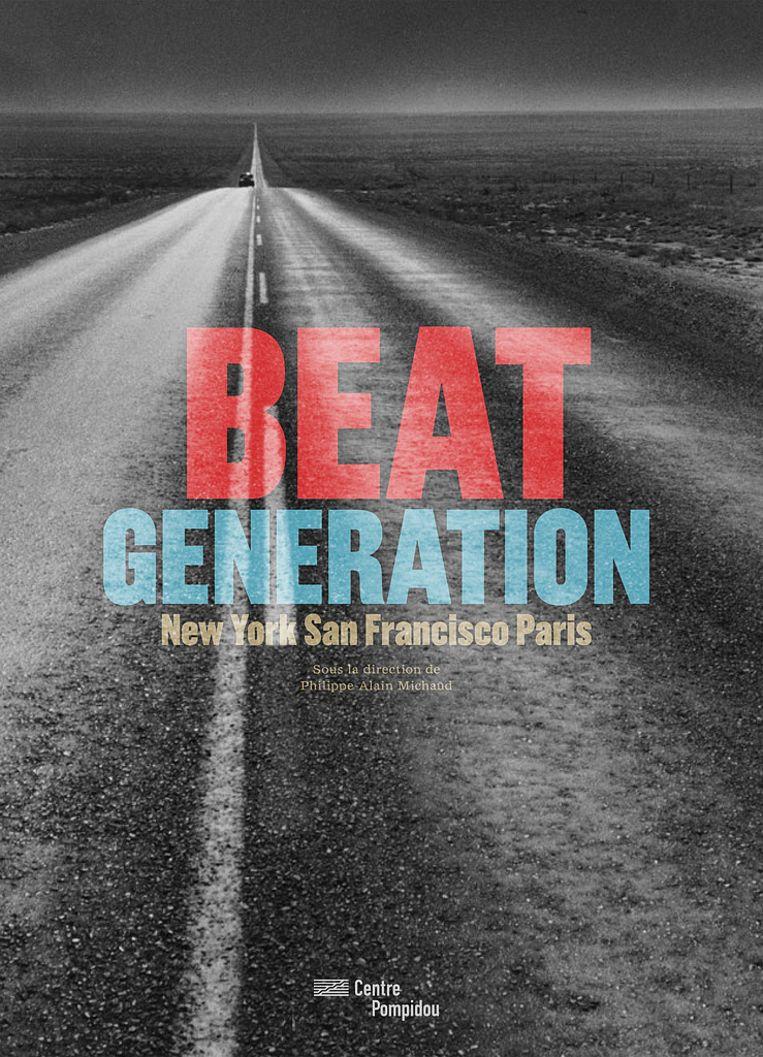 Beat Generation in Centre Pompidou: de catalogus.  Beeld rv