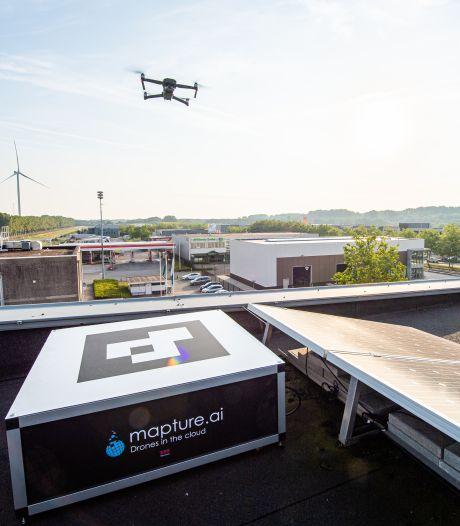 Drones maken Port of Moerdijk minder aantrekkelijk voor criminelen: 'Er valt hier veel te halen'