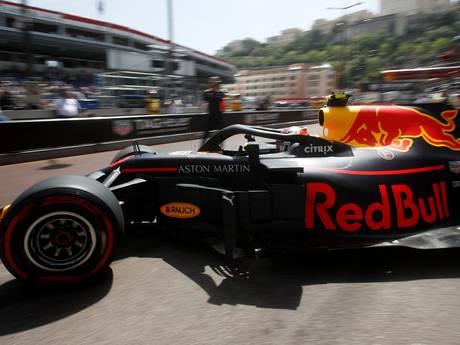 Verstappen start achteraan in Monaco na dure fout in training