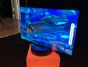 De transparante tv van Xiaomi was alvast te bekijken in Nederland