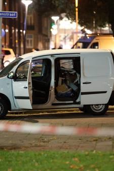 Spaans busje met gasflessen aangetroffen bij Maassilo Rotterdam