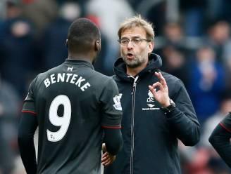 """Benteke wil spelen: """"Situatie bij Liverpool werkt op mijn zenuwen"""""""