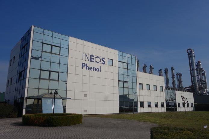 INEOS Phenol in Doel