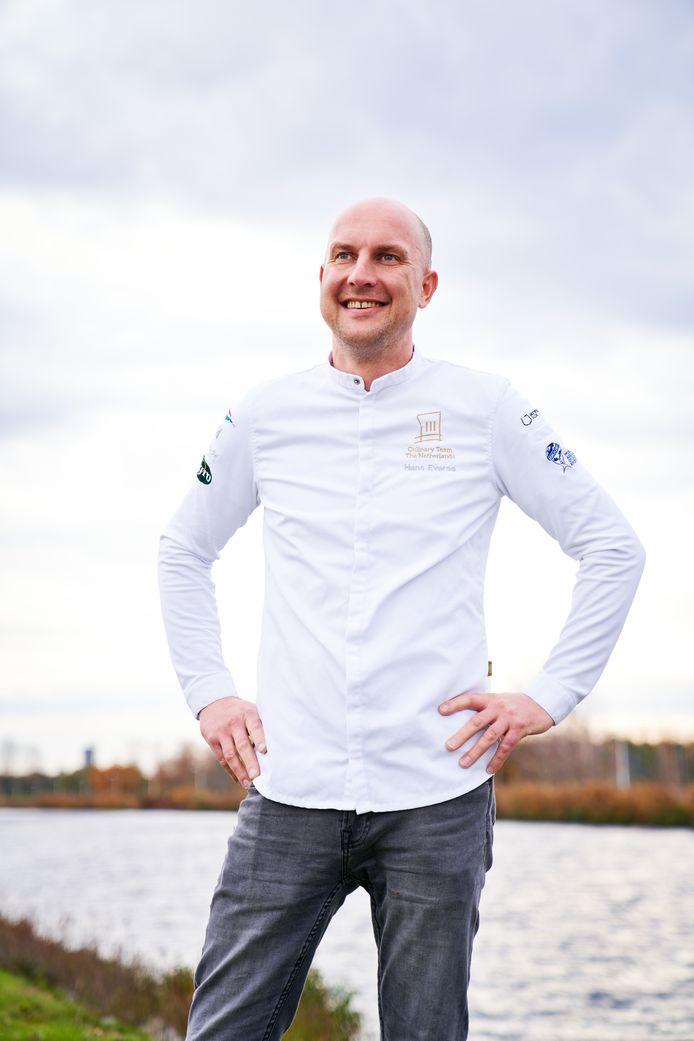 Ondernemer in de food Hans Everse is de nieuwe voorzitter-president van het Gastronomisch Gilde.