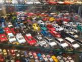 Ruim 4800 Mitsubishi modelauto's bij elkaar