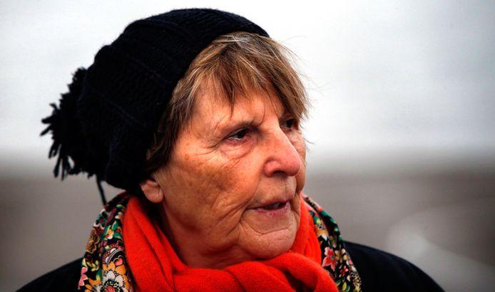 Lenie t Hart, oprichtster van het zeehondencentrum in Pieterburen.