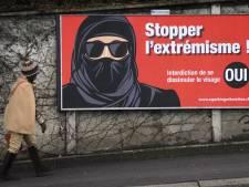 Zwitsers stemmen in referendum voor boerkaverbod