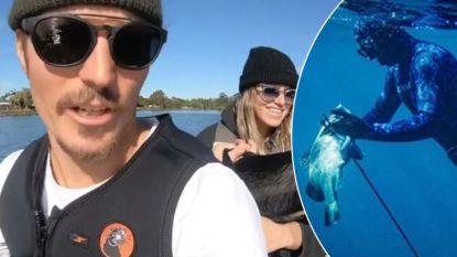 Voormalig wereldkampioen snowboarden verdronken tijdens speervissen