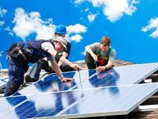 Duurzaam rijden dankzij A12-dak: Waterstof uit zonnepanelen voor 'groene' trucks