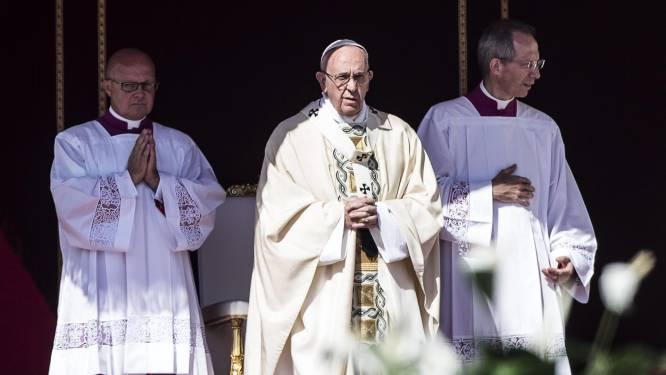 Moeder Teresa heilig verklaard door paus Franciscus