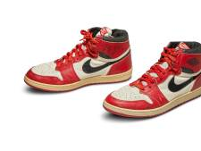 Une paire de baskets Air Jordan vendue 560.000 dollars