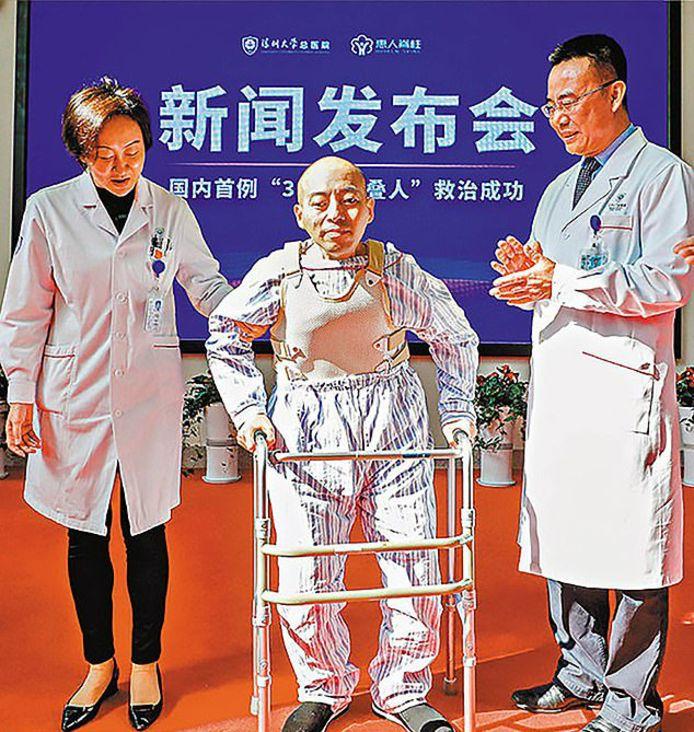 Na de operaties