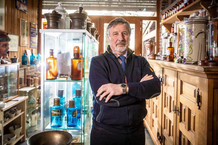 Marc De Groote (76), gepensioneerd apotheker Beeld