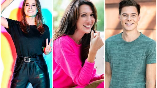 Laura Tesoro, Sandra Bekkari en Dorian willen 'Slimste Mens' worden