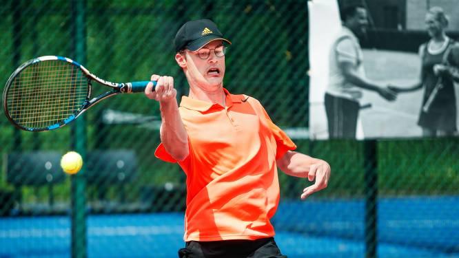 Wibo Van Poeck schittert op Tennis Tour bij TC Witte Kaproenen