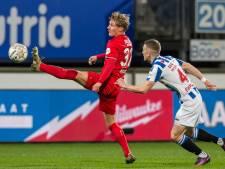 FC Twente laat Heerenveen in leven en in de race