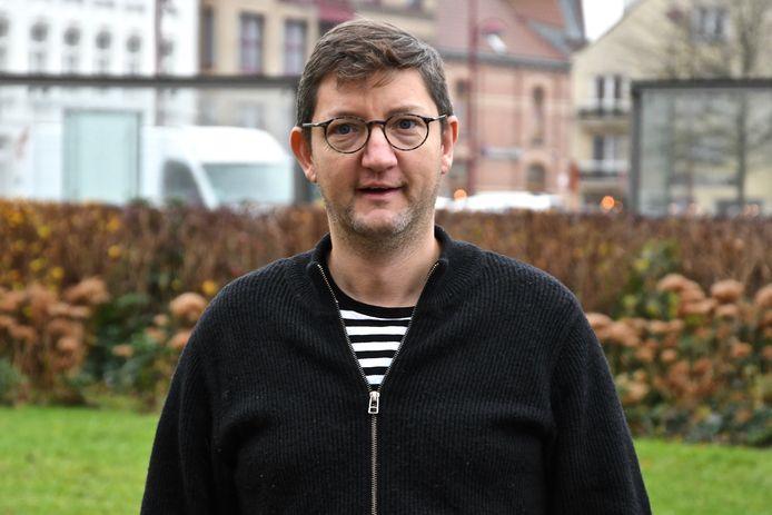 Fré Vandamme is de nieuwe voorzitter van CD&V Menen.