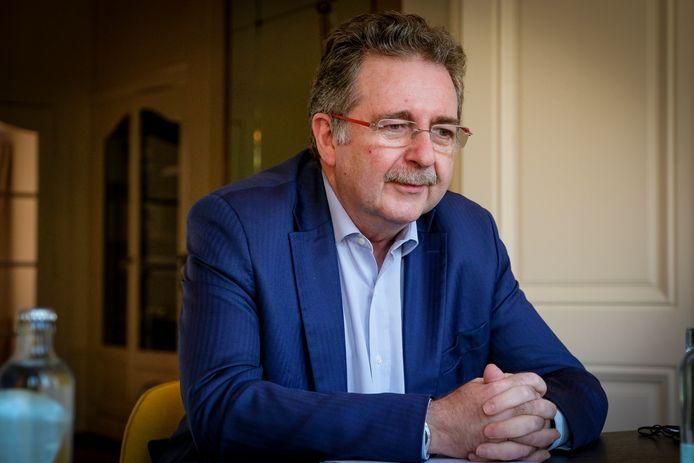 Het protocol kwam op voorstel van minister-president Rudi Vervoort.