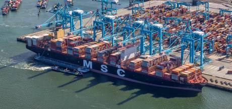 Europarlementariërs: regelgeving nodig voor megacontainerschepen als de Ever Given