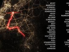 Serious Request Lifeline door West-Brabant: Hoe laat lopen de dj's langs jouw huis?