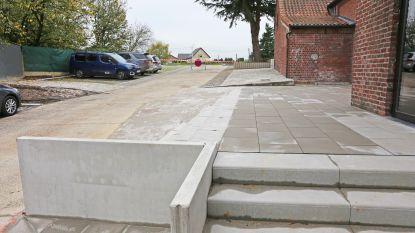 Nieuwe parking Gildenhuis en jeugdhuis bijna klaar