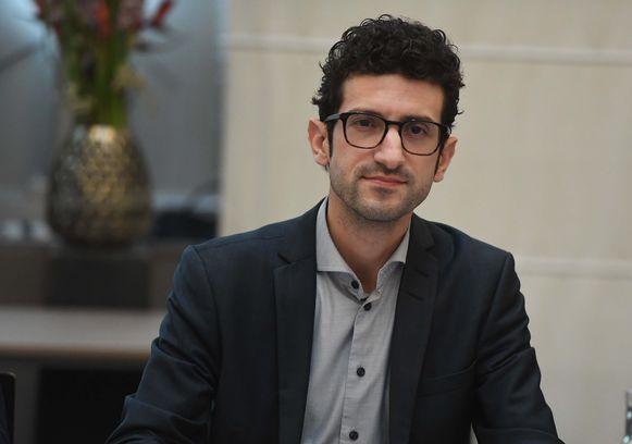 Burgemeester van Leuven, Mohamed Ridouani.