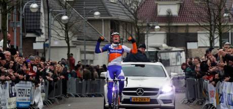 In Rucphen wisten ze acht jaar geleden al hoe hard Dylan van Baarle kon fietsen