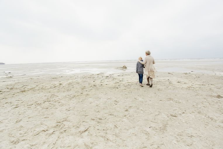oma dochter Beeld Getty Images