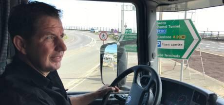 Chauffeur Rinie zit vast in Engeland en hoopt op kerst met zijn kinderen: 'Ik vertrouw op een plek op de boot'
