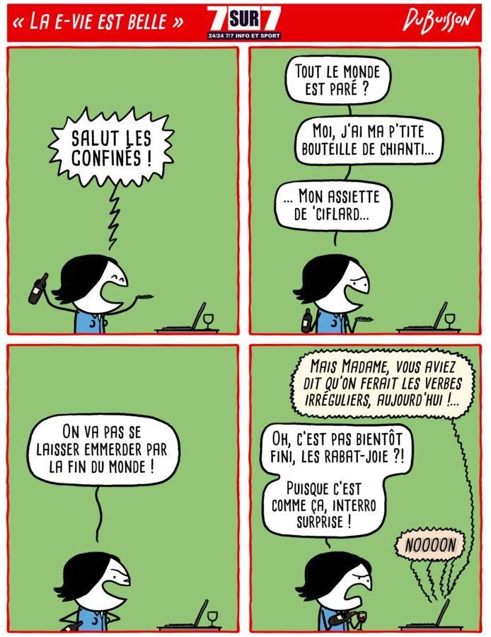 """""""La e-vie est belle"""""""